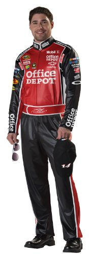 NASCAR Tony Stewart Race Car Driver Child Costume
