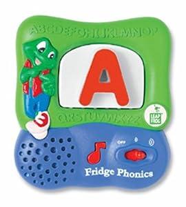 Amazon.com: LeapFrog Fridge Phonics Magnetic Alphabet Set