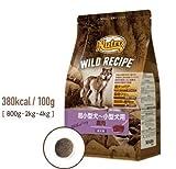 ニュートロ ワイルド レシピ 超小型犬?小型犬用 成犬用 鹿肉 4kg