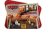 Disney / Pixar CARS Movie Toy Mini Adventures 2-Pack Sheriff & Mater