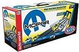 Auto World SRS284 Mopar NHRA Pro Racing Dragstrip Electric HO Scale Slot Car Track