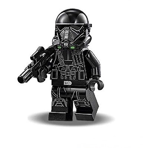LEGO Star Wars: Rogue One - Death Trooper Minifigure with Pauldron and Blaster 2016