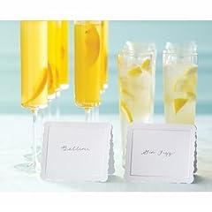 Martha Stewart Crafts Place Cards Large Flourish