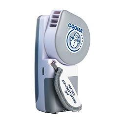 Portable Mini air Conditioner Batteries USB Gray