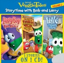 Amazon.com: Veggie Tales: Storytime with Bob and Larry ...