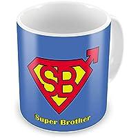 Little India Super Brother Printed Coffee Mug Printed Coffee Mug For Brother