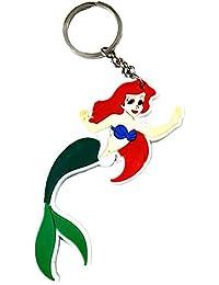 FCS Lucky Ariel Rubber Key Chain