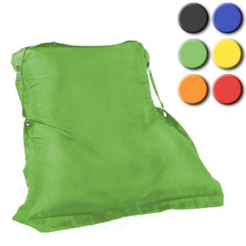 Jago SISK07grün Sitzsack 200 x 140 cm 600l