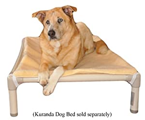 Amazon.com : Kuranda Dog Bed Double Sided Luxury Fleece