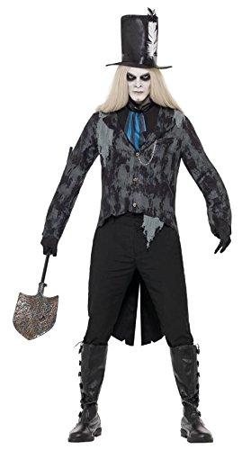 Men's Ghost Undertaker Costume
