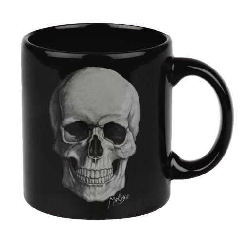 Shopping!: Taza de Cafe con Hard Rock Gothic Skull Cráneo
