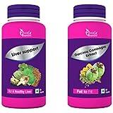 Good Health Garcinia Cambogia Extract - 60 Capsules + Good Health Liver Support - 60 Capsules