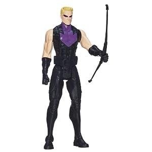 Marvel Figur Avengers Assemble Marvels Hawkeye mit Bogen