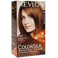 Revlon Colorsilk With 3D Technology Hair Color(5G Light Golden Brown)