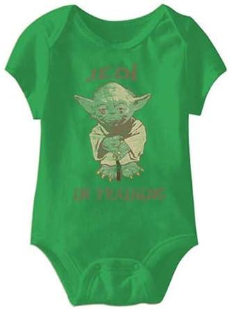 Amazon.com: Star Wars Yoda Jedi in Training Infant ...