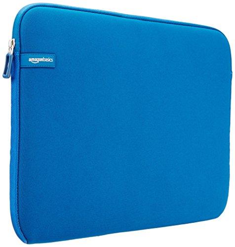 AmazonBasics Housse pour ordinateur portable, 15 - 15,6 Pouces, Bleu clair