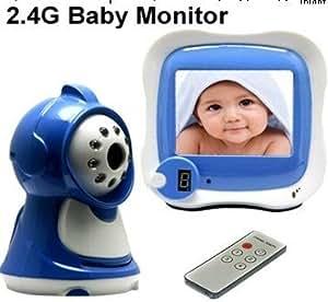 Amazon.com : (Mar)-2014 New Wireless Baby Monitor receiver