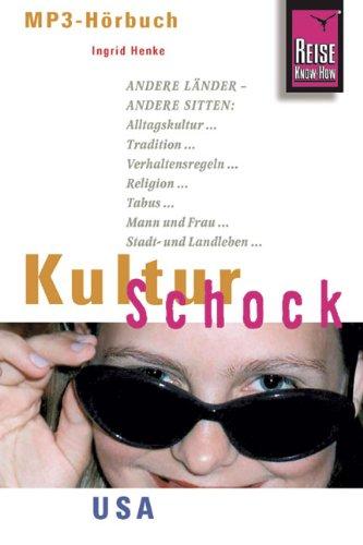 Reise Know-How Hörbuch KulturSchock USA