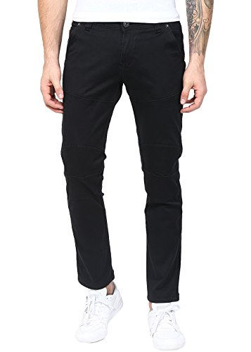 Code 61 Stretchable Skinny Fit Biker Chinos
