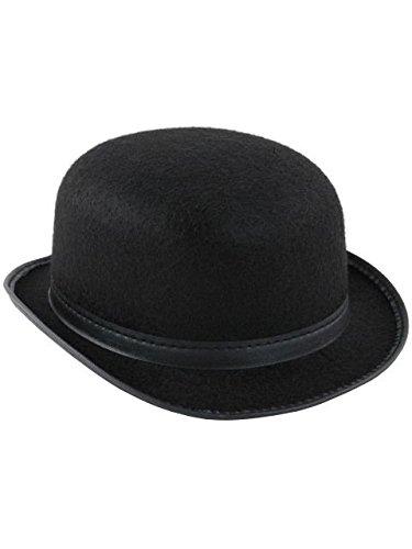 Bowler Hat - Low Crown