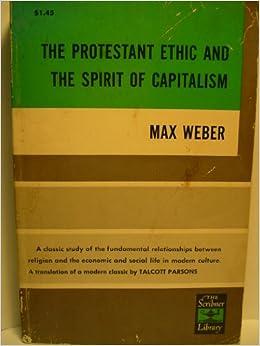 Understanding Max Weber's 'Iron Cage'