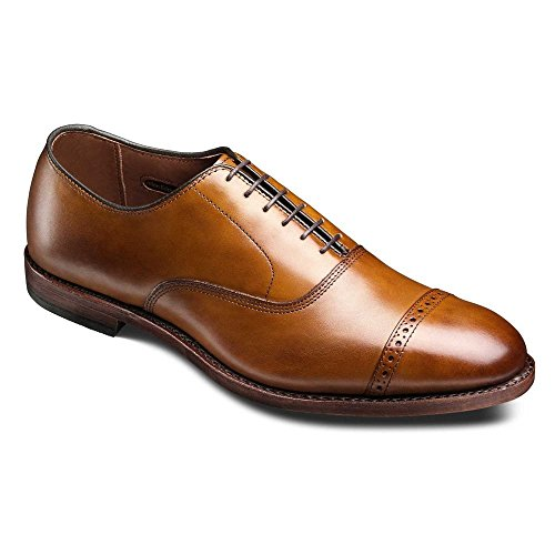 Allen Edmonds Men's Fifth Avenue Cap Toe,Walnut,10.5 D US