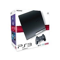 Update: PS3 Slim 120 GB mit einem Controller für 240 € bei amazon, Media Markt und Saturn !