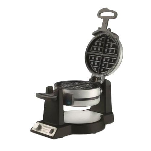 Waring Pro Wmk600 Double Belgian Waffle Maker Black Refurbished Review Victoxcksyonov