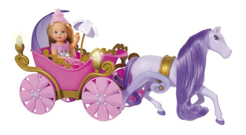 simba   evi love	doll with carriage