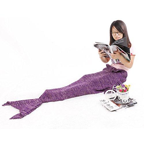 Mermaid Tail Blanket Super Sleeping Bags