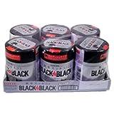 ブラックブラックガム/ファミリーボトル150g×6個/ロッテ/キシリトール [その他]