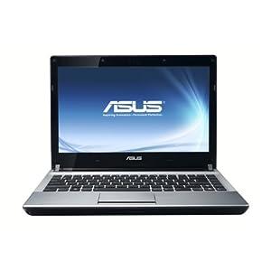 ASUS U30JC-A1 13.3-Inch Laptop (Silver)