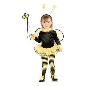 disfraz de abejorro para niños pequeños