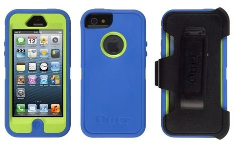 blue otterbox iphone 5s otterbox defender series for apple iphone 5 blue 8850