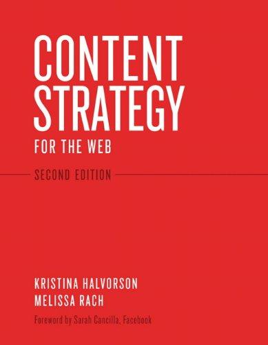 Lectures: Définir et mettre en place sa stratégie de contenu 2