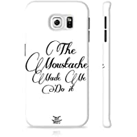 Be Awara Blame It On The Mooch Back Case For Samsung Galaxy S6 Edge