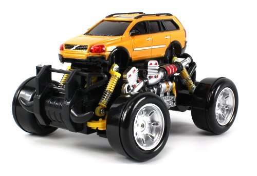Volvo XC Station Wagon Electric RC Drift Truck 1:18 Scale 4 Wheel Drive Ready To Run RTR, Working Sp
