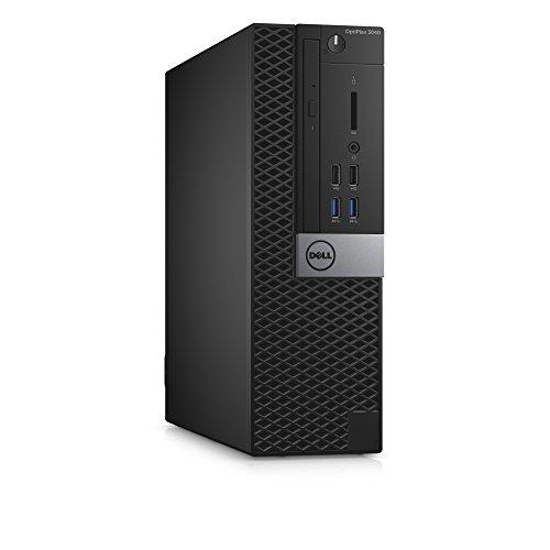 Dell 3F80H OptiPlex 3040 SFF Small Desktop (Intel Core I5-6500, 4GB 1600MHz DDR3L RAM, 500GB HDD, Windows 10 Pro...