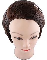 Anuradha Art Stylish Black & White Colour Stylish Sparkling Stone Hair Accessories Hair Band For Women/Girls