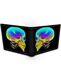 Ownclique Psychedelic State Of Mind Genuine Leather Unisex Wallet