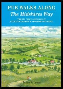 Northamptonshire Walking Guidebook