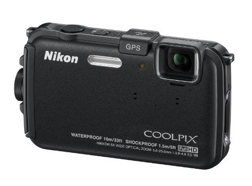 Nikon COOLPIX AW100 16 MP Digital Camera Review