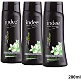 Indee Herbal 2 In 1 Conditioner With Shampoo 200ml Pack Of 3
