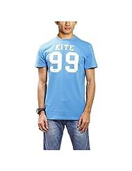 Kite Men's Round Neck Cotton Jersey T-Shirt - B00P3UBI0S