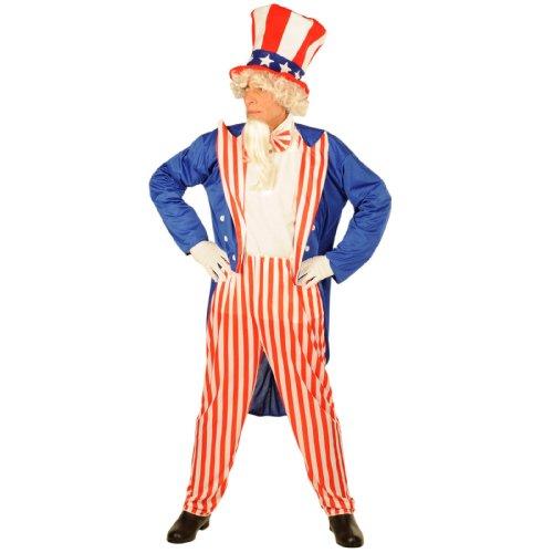 Patriotic Uncle Sam Costume