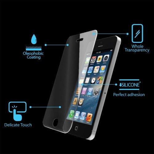 SPIGEN+SGP+iPhone5+GLAS.t+Premium+Tempered+Glass+Series+【SGP09435】