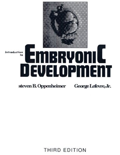 Introduction to Embryonic Development