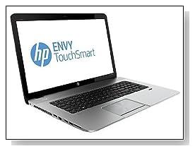 HP ENVY TouchSmart 17-j153cl 17.3 inch Touchscreen Notebook Review