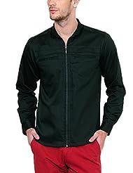 Yepme Men's Solid Cotton Shirt - YPMSHRT0458