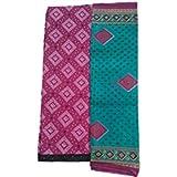 Dresses Materials For Women (dresses Material Cotton Dresses For Women Dresses For Girls Party Wear) (Bandhani Dress Material) - B06Y4HGLVL